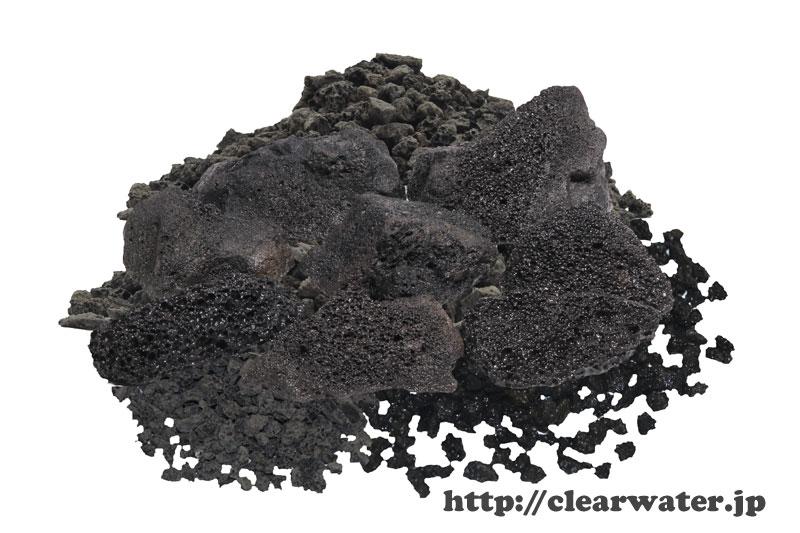 larva rocks