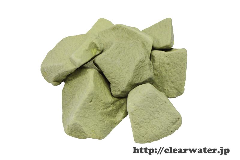 montmorillonite block